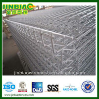 BRC Steel Wire Welded Mesh Fence