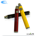 2018 vape pen adjustable voltage evod twist battery 510 thread e-cigarette battery
