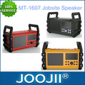Best quality jobsite speaker, durable sound bass speaker