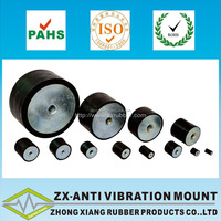 Factory Supply high performance rubber damper ,rubber bumper,rubber buffer product tensile strength reach420N/cm2