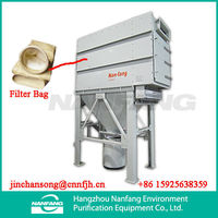 Manufacture Newest DMC24-II type Environmental Pulse Jet Bag Sand Dust Collecting Machine
