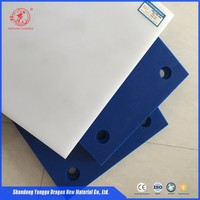 OEM 10mm UHMW-PE Sheet with Fireproof for sales