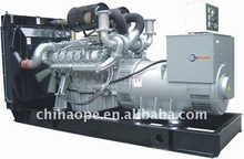 Excellent Power Diesel Generator 100KW/110KW Korea DOOSAN Daewoo Diesel Set High Efficient Turbocharged Watercooled Dynamo