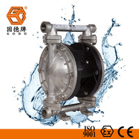 CE Certified Stainless Steel 3/8 inch Air Operated Diaphragm Pump with High Stability