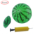 RUNYUAN PVC Watermelon Inflatable Ball Kids' Beach Party with Pump,China Manufacturer,Promotional Price