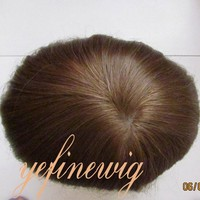 Aliexpress Full Handtied Natural Looking Swiss Lace Base Sell China Wigs Toupee