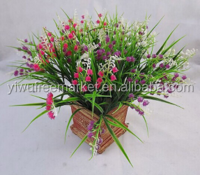 2016 small fabric orchid artificial flower