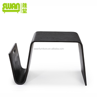 3020 hot sale side table black coffee table