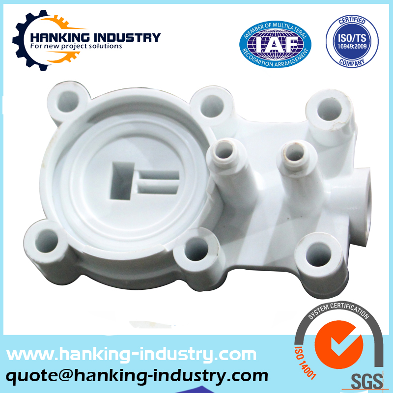Injection Plastic Electrical Shell Molding