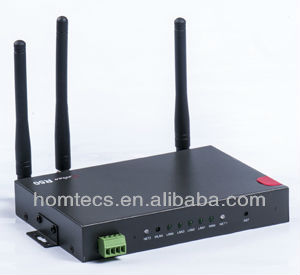 H50series Module 4G LTE Modem with WiFi Openvpn lte 4port dual sim router