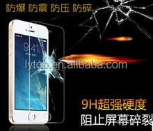 2.5D For screen protector iphone5 For tempered glass screen protector iphone5