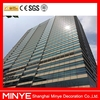 structural glass curtain walls from Shanghai factory /glass building