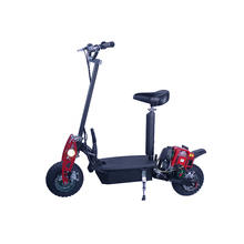 CE approved 2 stroke engine mini folding power gasoline scooter gas scooter 49cc for adult
