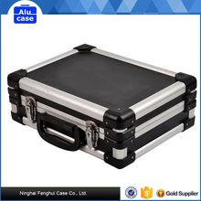 New Design factory directly metal makeup trolley case