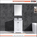 Popular American Style white lacquer bathroom vanity T9311-24/30W