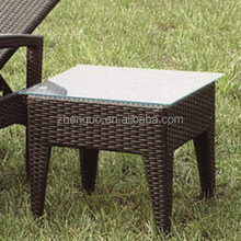 Leisure rattan lounge set outdoor garden furniture