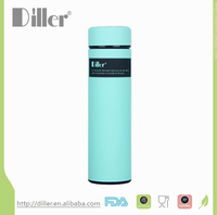 high-capacity Insulated thermos glass refill vacuum flask stainless steel vacuum thermos 500ML