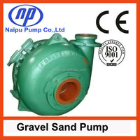 Factory High Chrome Wear-resistant sand and cement pump