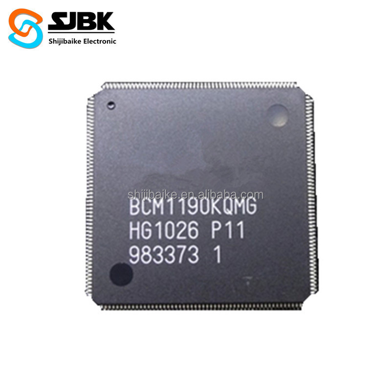 Active Components BCM1190KQMG LOW-COST IP PHONE CHIP QFP208 New Original IC
