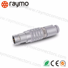 metal Cicular push pull connector and cable assembly 0B, 1B ,2 B, 3B, RM-FGG, EGG, ECG, EHG,