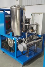 Stainless Steel Waste Cooking Oil Recycling/Vegetable Oil Filtration Machine