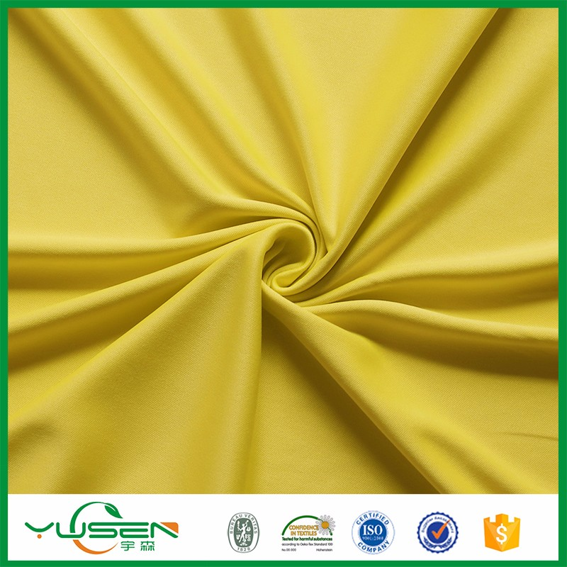 Shaoxing manufactory price knit fabric,polyester/nylon pique fabric for garments/furniture material