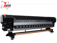 Guangzhou digital banner printing machine price,3.2m konica minolta solvent printer ,solvent printer with konica 512 printhead