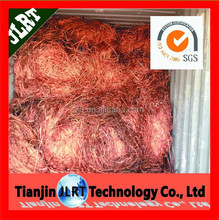 Cheap per meter copper scrap Wholesale wire hangers copper for sale Available low copper wire prices