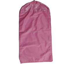 bridal cover dance plastic garment bags non woven recycle garment bag