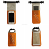 Customized PVC waterproof phone bag for swimming