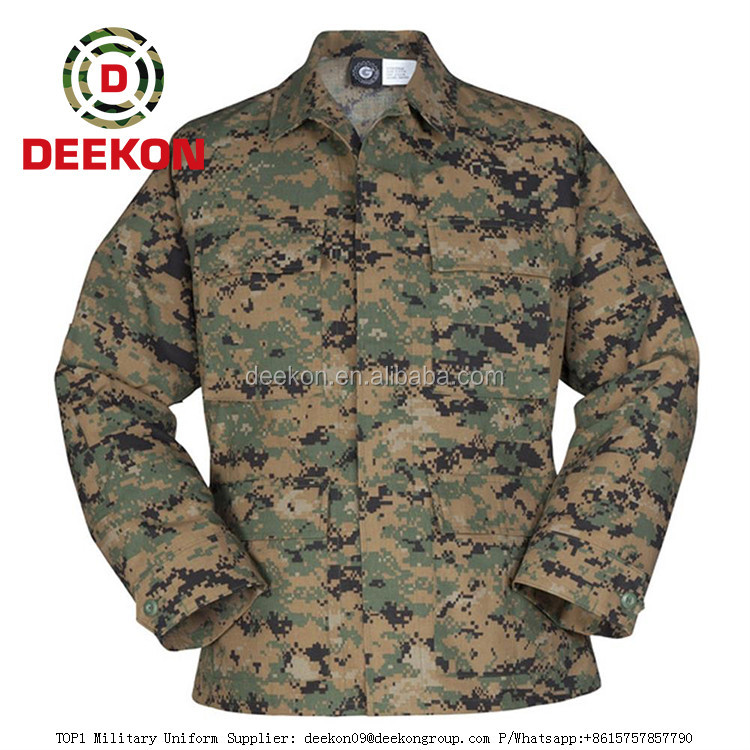 Wholesale Multicam Camouflage BDU Military Army Uniforms