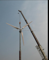 Wind Generator 30KW Wind Turbine from China Manufacturer with CE, UL, ISO9001