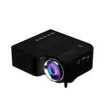 New Arrival!!!Lastest Cheap 500Lumens 12V LED Home Theater Shenzhen Mini Projector UC28A