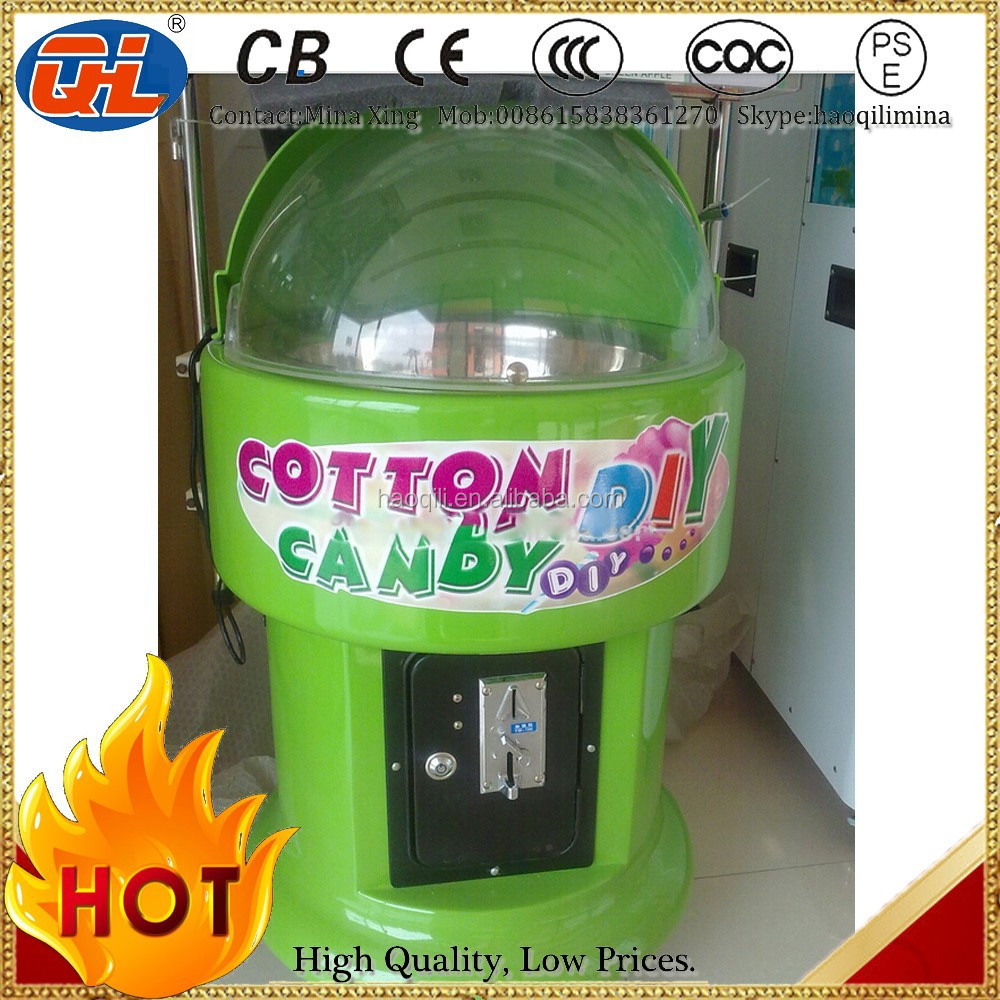 diy cotton machine