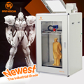 MINGDA 3D printing fugures China manufacturer direct sell large 3D printer for rapid prototyping human statue