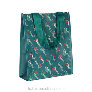 Matt Laminated PP Woven Brand Shopping Bag