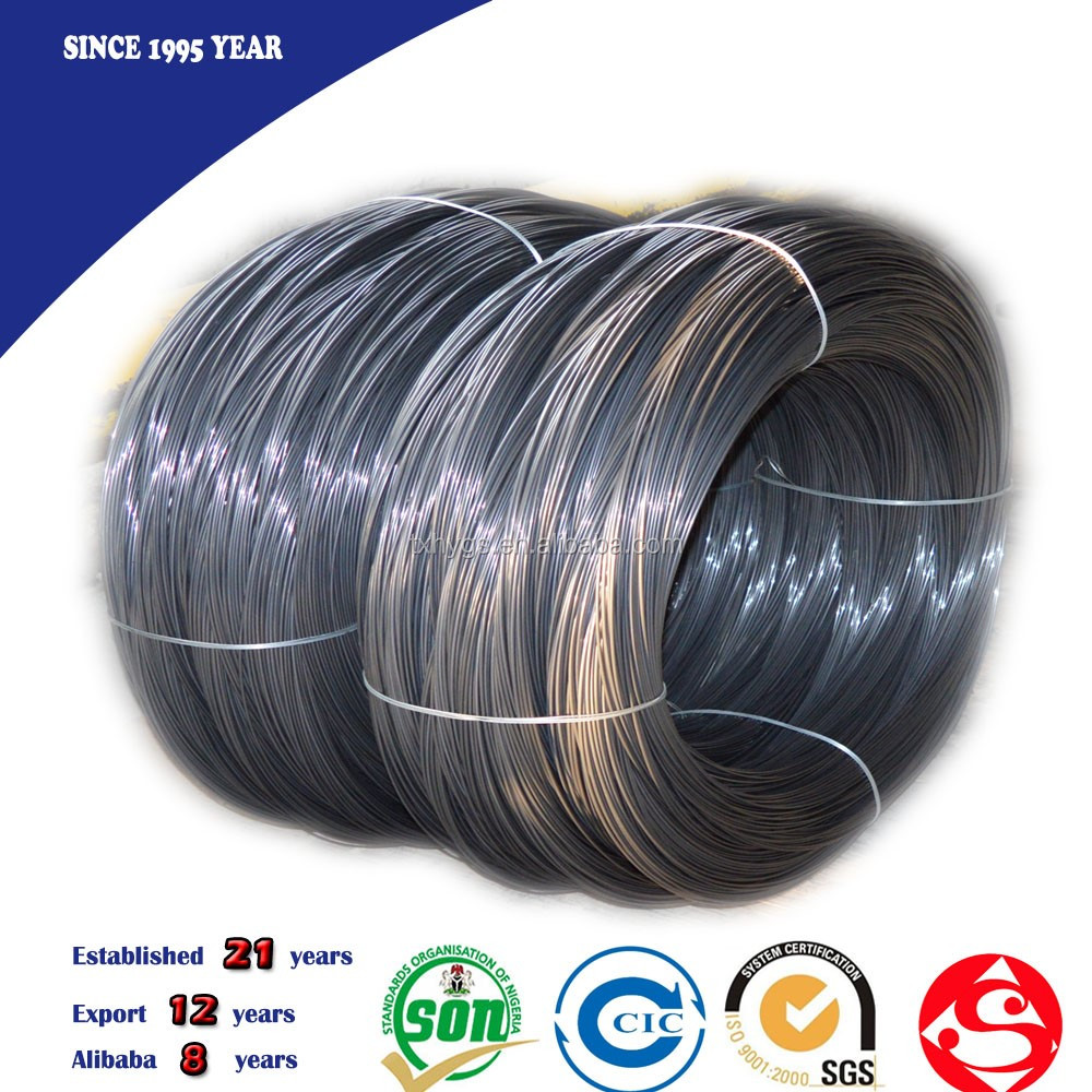 Motorcyle Bicycle Spoke Steel Wire with 7G to 15G