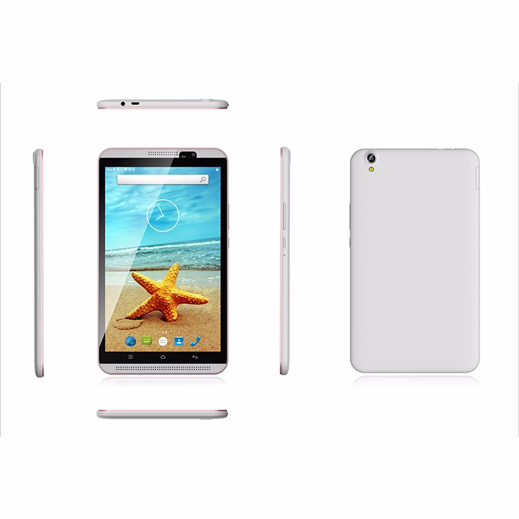 Hipo 8 Inch Android 6.0 Tablet Pc 800*1280 Touch Screen Quad Core