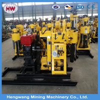 Most popular in South America market, HW-200YY water drilling rig machine price