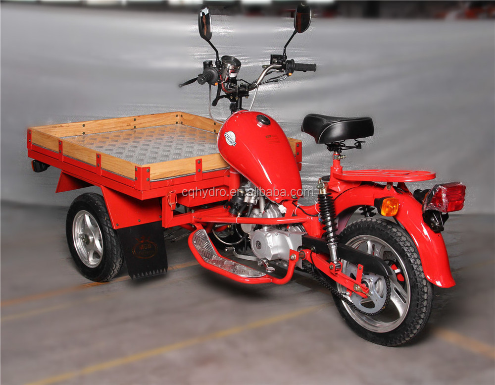 2015 New 50cc / 110cc Gasoline Motor Tricycle / Cargo Motor Tricycle With Low Price