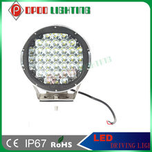 Led car spotlights,Long Bright 9inch IP68 5w*37pcs cree led car spotlights