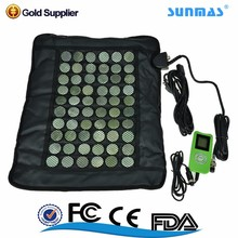 thermal jade stone nugabest massage bed & 9 ball ceragem jade stone massage, wholesale portable prosepra jade massager