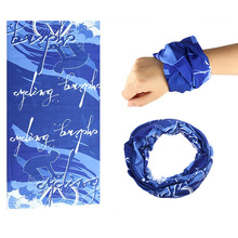 Seamless variety of designs suitable for outdoor face bandana