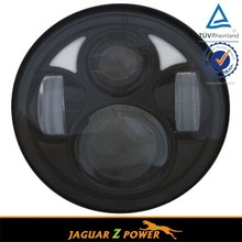 5.75 Inch 40W Round LED Headlight for Harley Davidson Motorcycles