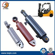 custom spring return hydraulic rams for construction