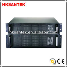 High Frequency Single Phase 1KVA Rackmount Online UPS 110V 220V Working For Computer