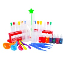 Educational science toys for kids of test tube chemstry lab