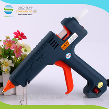 Fast heating 200W glue gun for 11mm holt melt glue stick