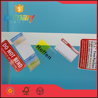 High White Glossy Paper Type Labels Self Adhesive Printer Labels China Supplier