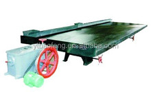 Professional gravity separating machine mining machine gold shaking table for sale with low price